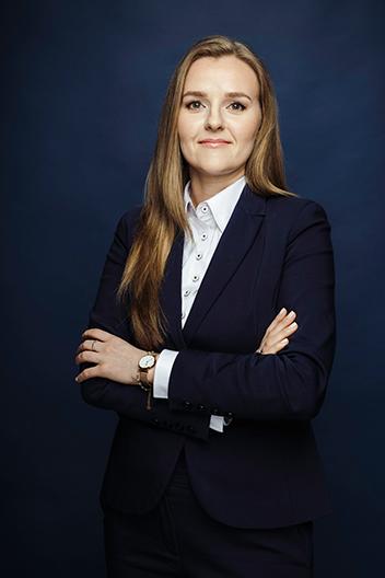 Katarzyna Szymańska - Misztela adwokat Warszawa kancelaria Kurek i Wspólnicy